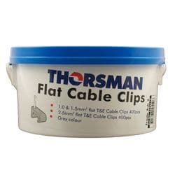 Thorsman 1776112 Trade Tub Twin&Earth Cable Clips